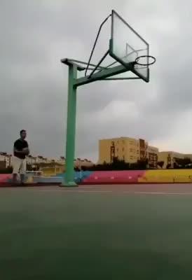 Basket al contrario